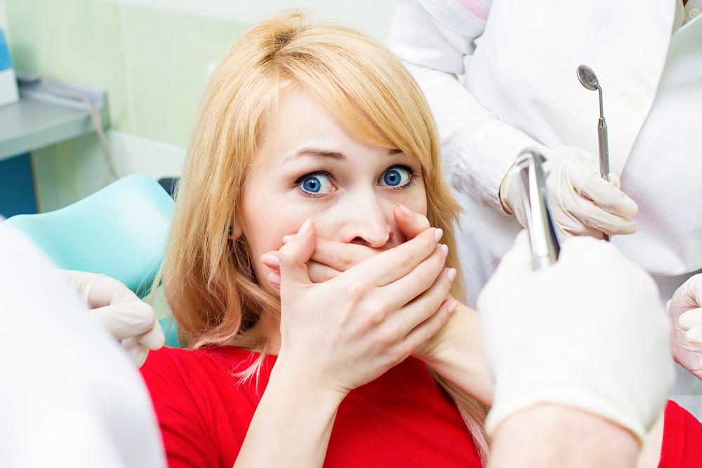 fogorvos fóbia