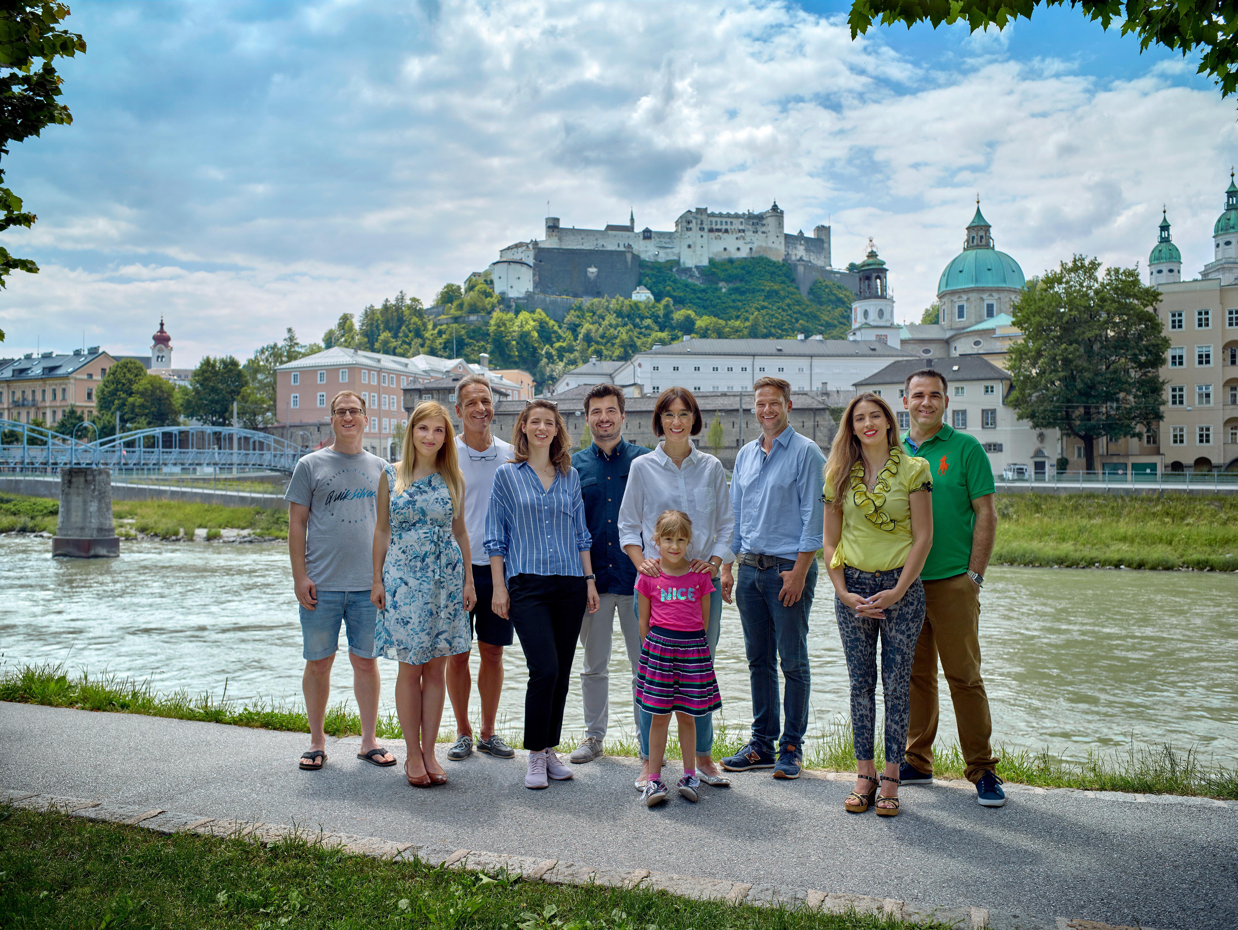 Gyárlátogatás Ausztriában