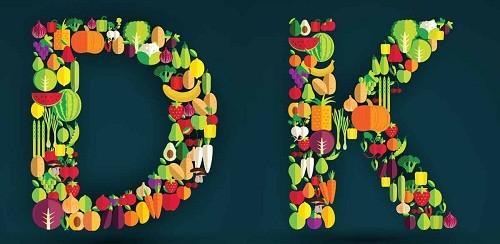 K- és D-vitamin